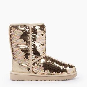Like NEW Ugg Sequins Boots